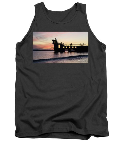 After Sunset Blackrock 4 Tank Top