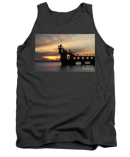 After Sunset Blackrock 5 Tank Top