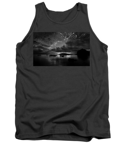 After The Day The Night Shall Come Tank Top