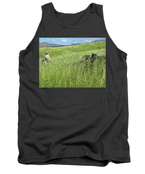After The Drought Tank Top