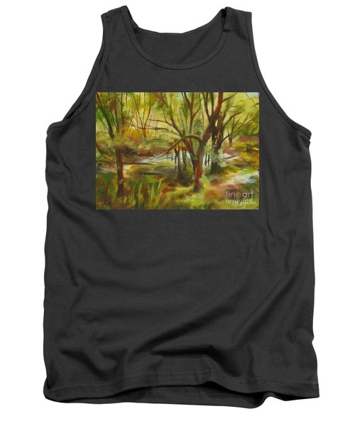 After The Flood Tank Top