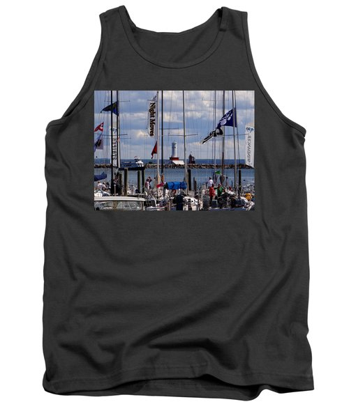 After The Race Tank Top