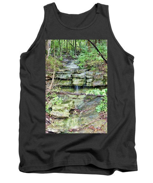 Tank Top featuring the photograph After The Rain by Cricket Hackmann