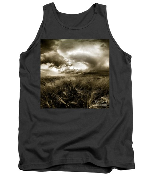 After The Storm  Tank Top by Franziskus Pfleghart