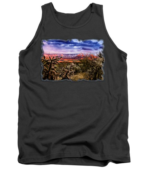 After The Storm No58 Tank Top
