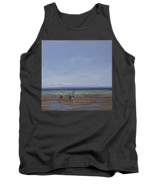 After The Walk II Tank Top