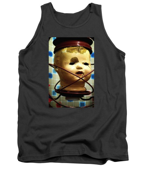 Tank Top featuring the photograph Afterlife by Newel Hunter