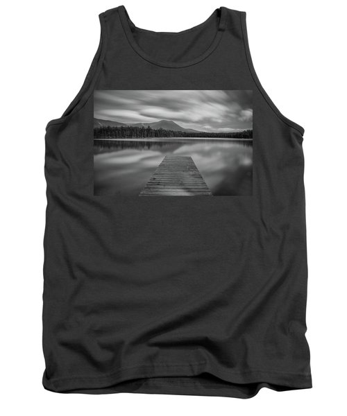 Afternoon At Daciey Pond Tank Top