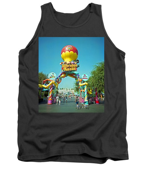 Afternoon Avenue Tank Top