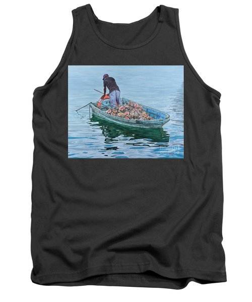 Afternoon Repose Tank Top