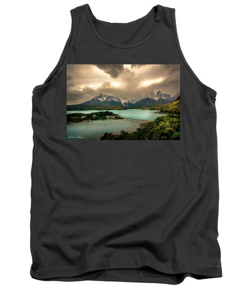 Tank Top featuring the photograph Afternoon Storm by Andrew Matwijec