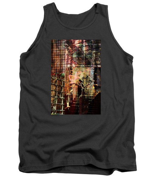Afternoon Tea Tank Top by Don Gradner