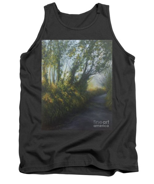 Afternoon Walk Tank Top by Valerie Travers