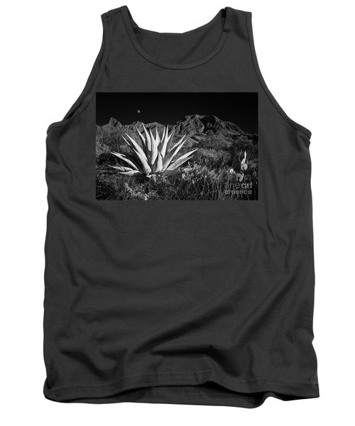 Agave And Moonrise Tank Top