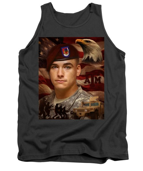 Aggie Hero For Sure Tank Top
