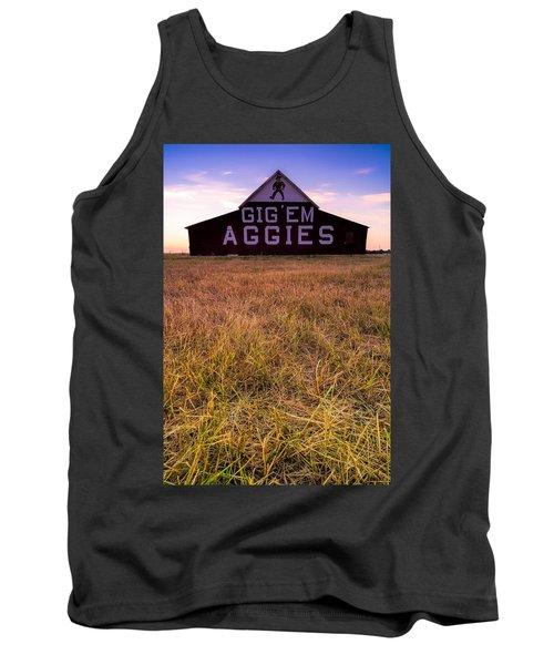 Aggie Land Tank Top