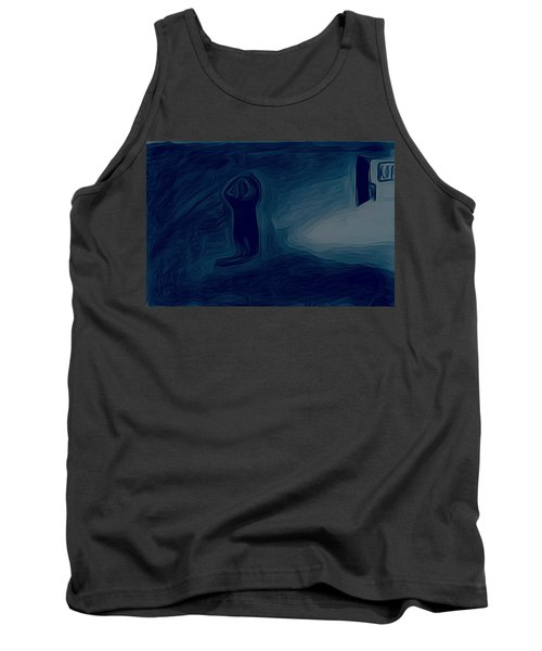 Agony Of The Outside World 1 Tank Top