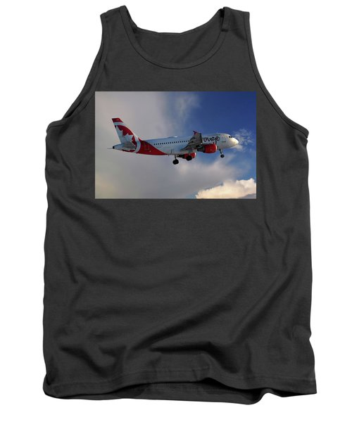 Air Canada Rouge Airbus A319-114 Tank Top