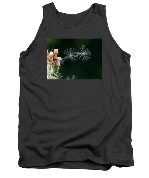 Tank Top featuring the photograph Air Dance by Leif Sohlman