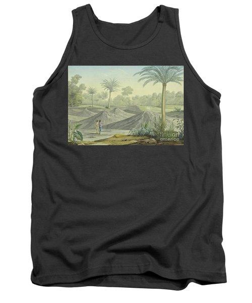 Air Volcanoes Of Turbaco, Tank Top