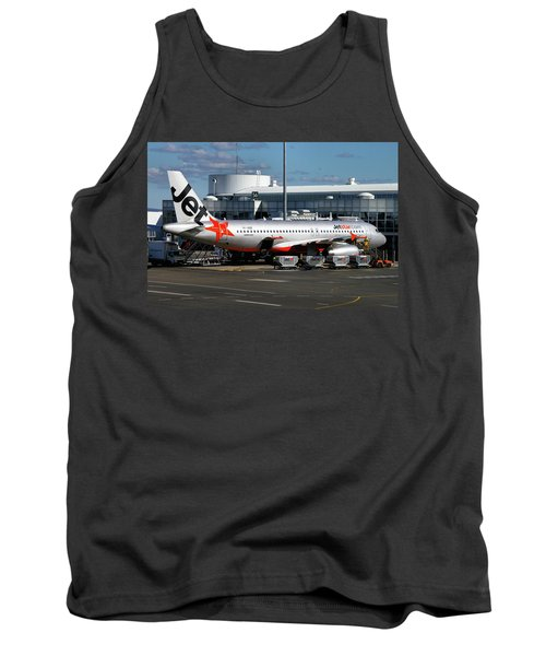 Airbus A320-232 Tank Top