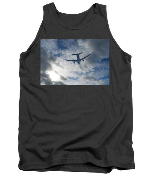 Airliner 01 Tank Top by Mark Alan Perry