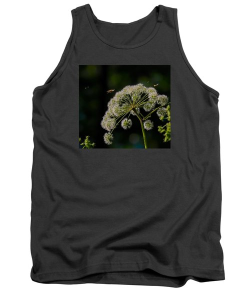 Tank Top featuring the photograph Airport by Leif Sohlman