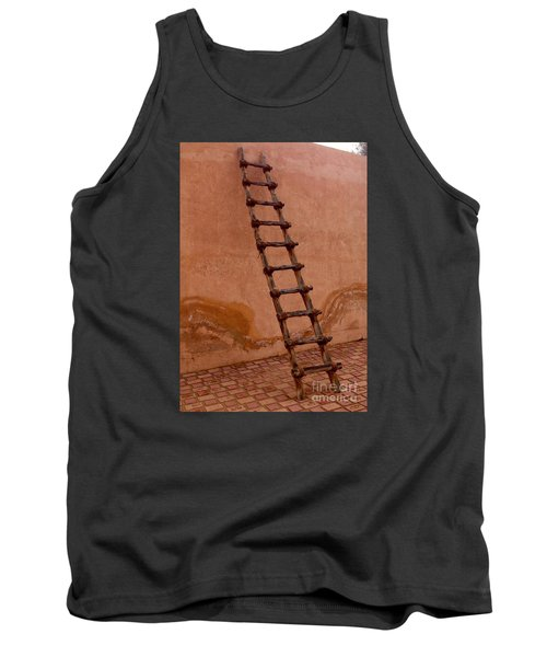 Al Ain Ladder Tank Top