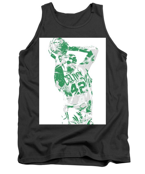 Al Horford Boston Celtics Pixel Art 8 Tank Top