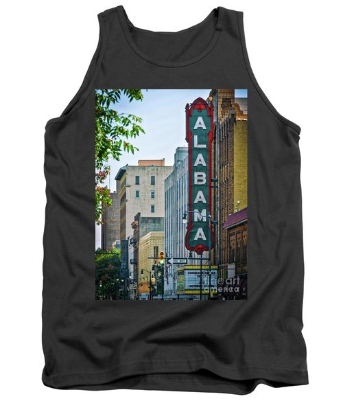 Alabama Theatre Tank Top