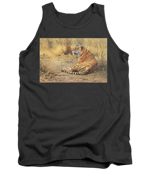 Alarm Call Tank Top