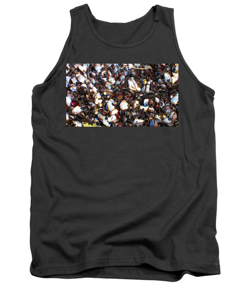 Alaska Clams2 Tank Top