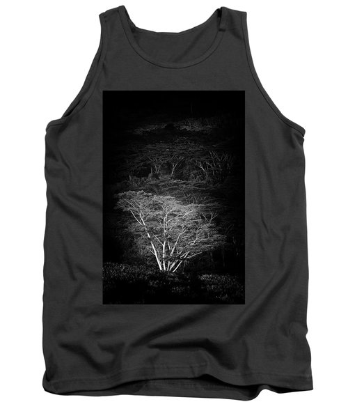Albezia Tree Tank Top by Roger Mullenhour