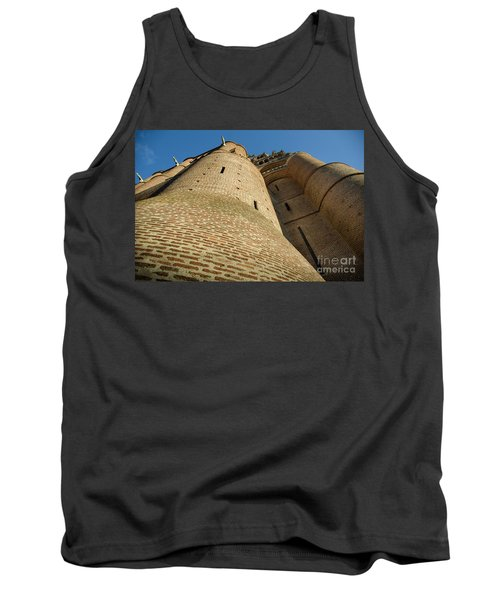 Albi Cathedral Low Angle Tank Top by RicardMN Photography