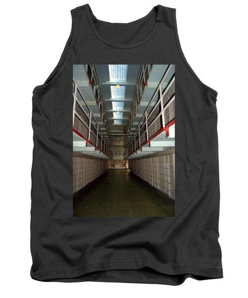 Alcatraz Revisited Tank Top