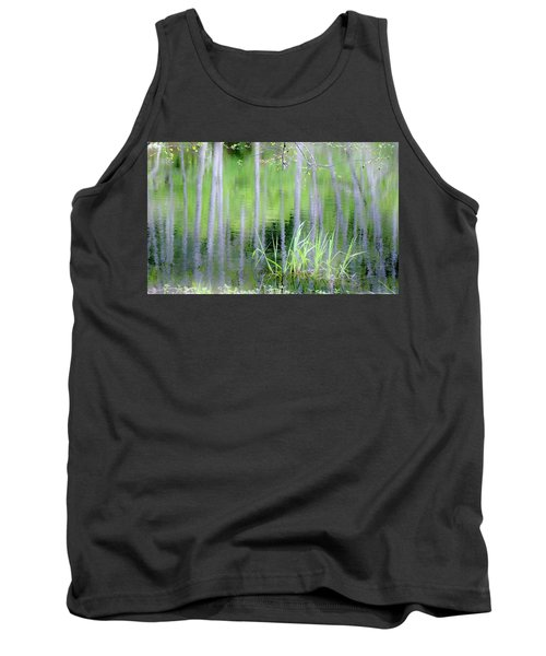 Alder Reflections Tank Top by Sheila Ping