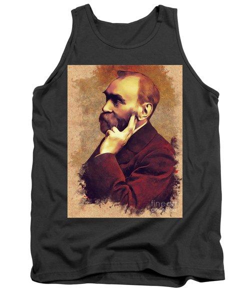 Alfred Nobel, Inventor Tank Top