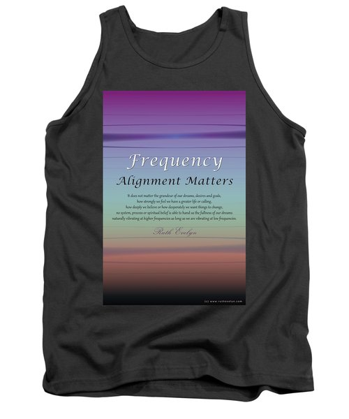 Alignment Matters Tank Top