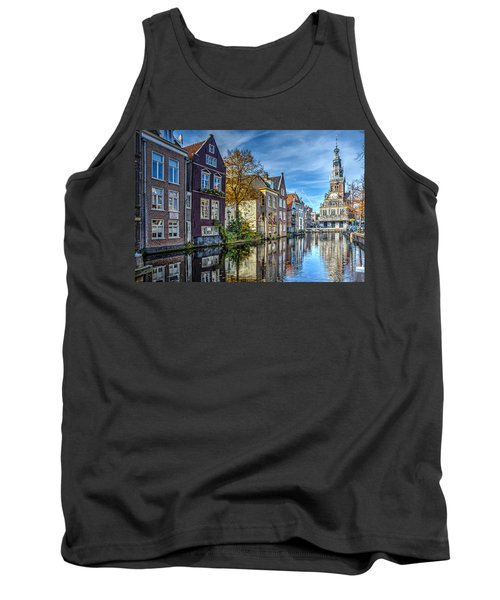 Alkmaar From The Bridge Tank Top