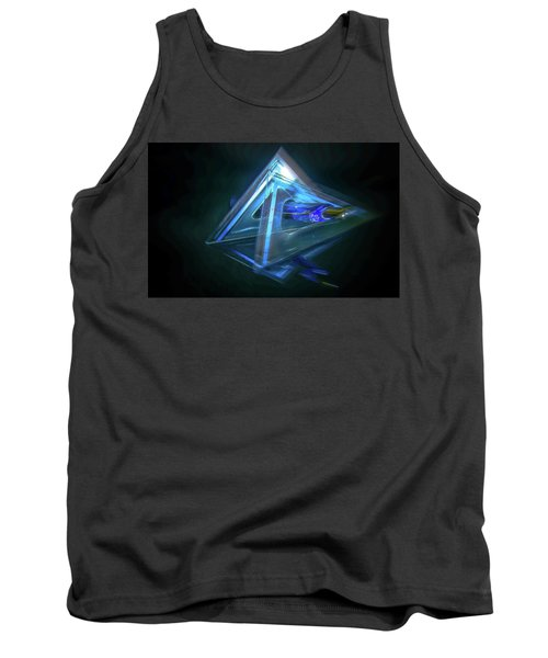 All Angles Covered Tank Top by Mark Dunton