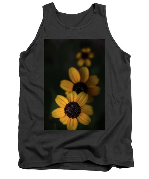All In A Row Tank Top by Peter Scott