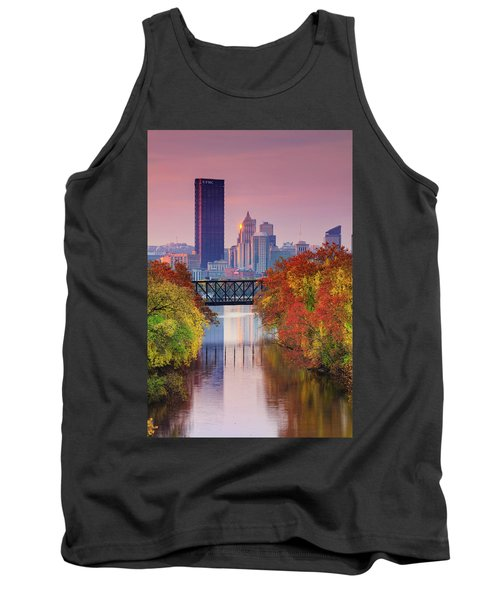 All Pittsburgh Pink  Tank Top