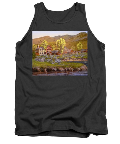 All Played Out Tank Top
