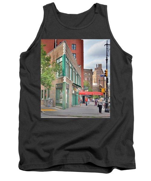 All That Jazz - Greenwich Village Vangaurd  Tank Top