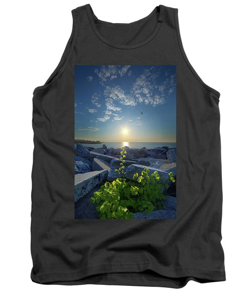 All Things Are Possible Tank Top