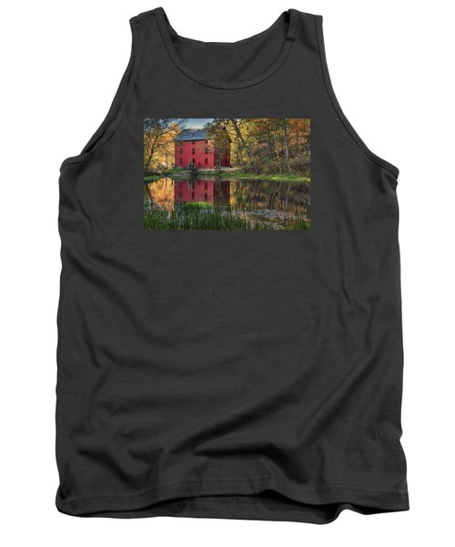 Alley Spring Mill Fall Mo Dsc09240 Tank Top