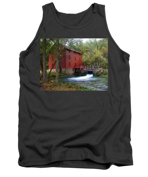 Alley Sprng Mill 3 Tank Top by Marty Koch