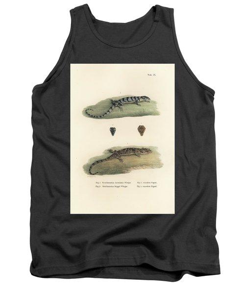 Alligator Lizards Tank Top
