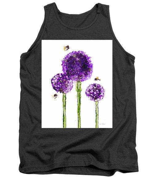 Alliums Humming Tank Top