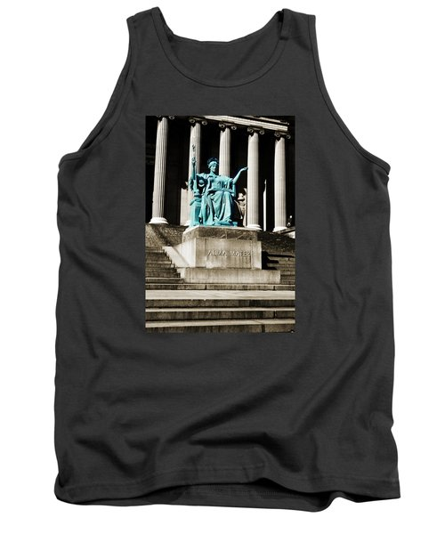 Alma Mater Tank Top by Marilyn Hunt